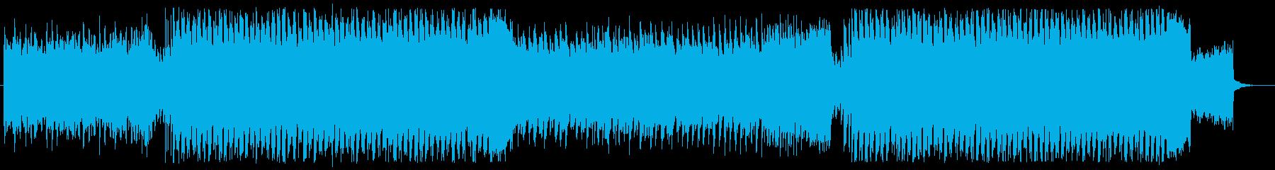ジングルベル EDM クリスマス 雪 の再生済みの波形