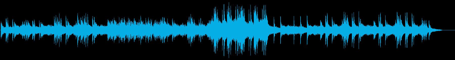 アコーステック 感情的 静か 繰り...の再生済みの波形