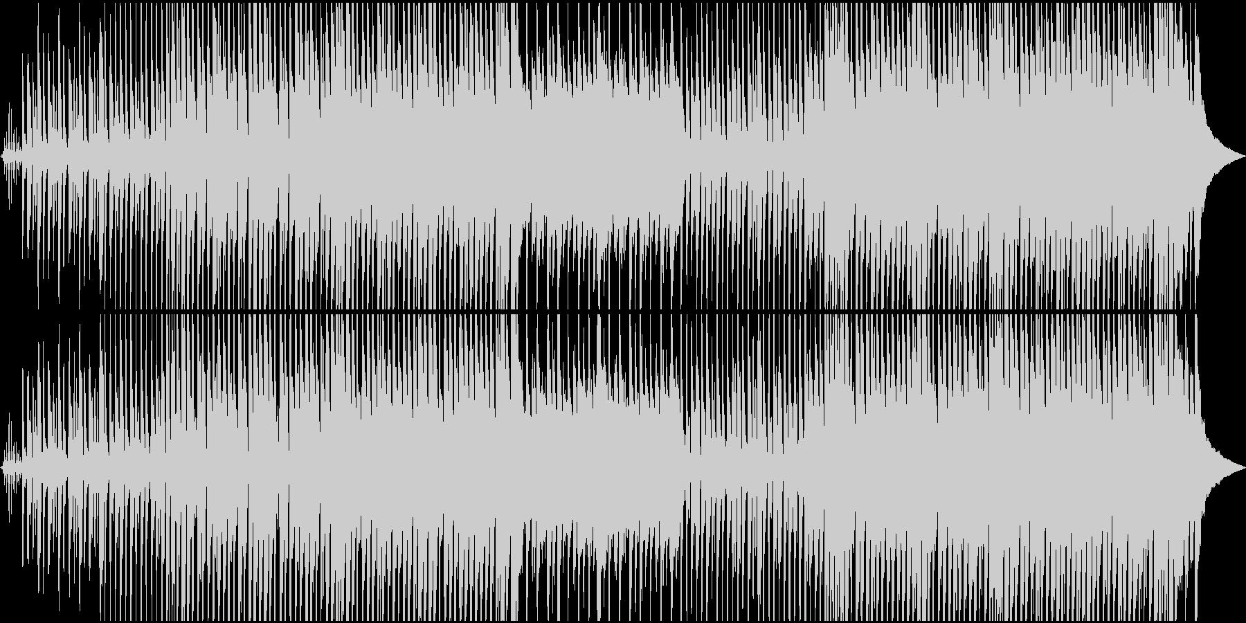 レゲエ スカし カントリー 民謡 ...の未再生の波形