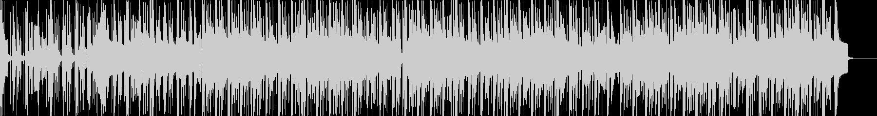 エレクトロなジムノペディの未再生の波形