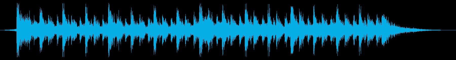 壮大なオーケストラドラム。映画/ゲ...の再生済みの波形
