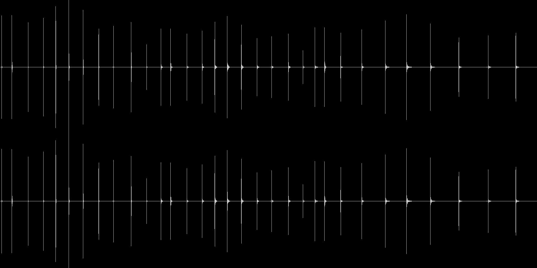 スイッチ、壁スイッチ、11バージョ...の未再生の波形