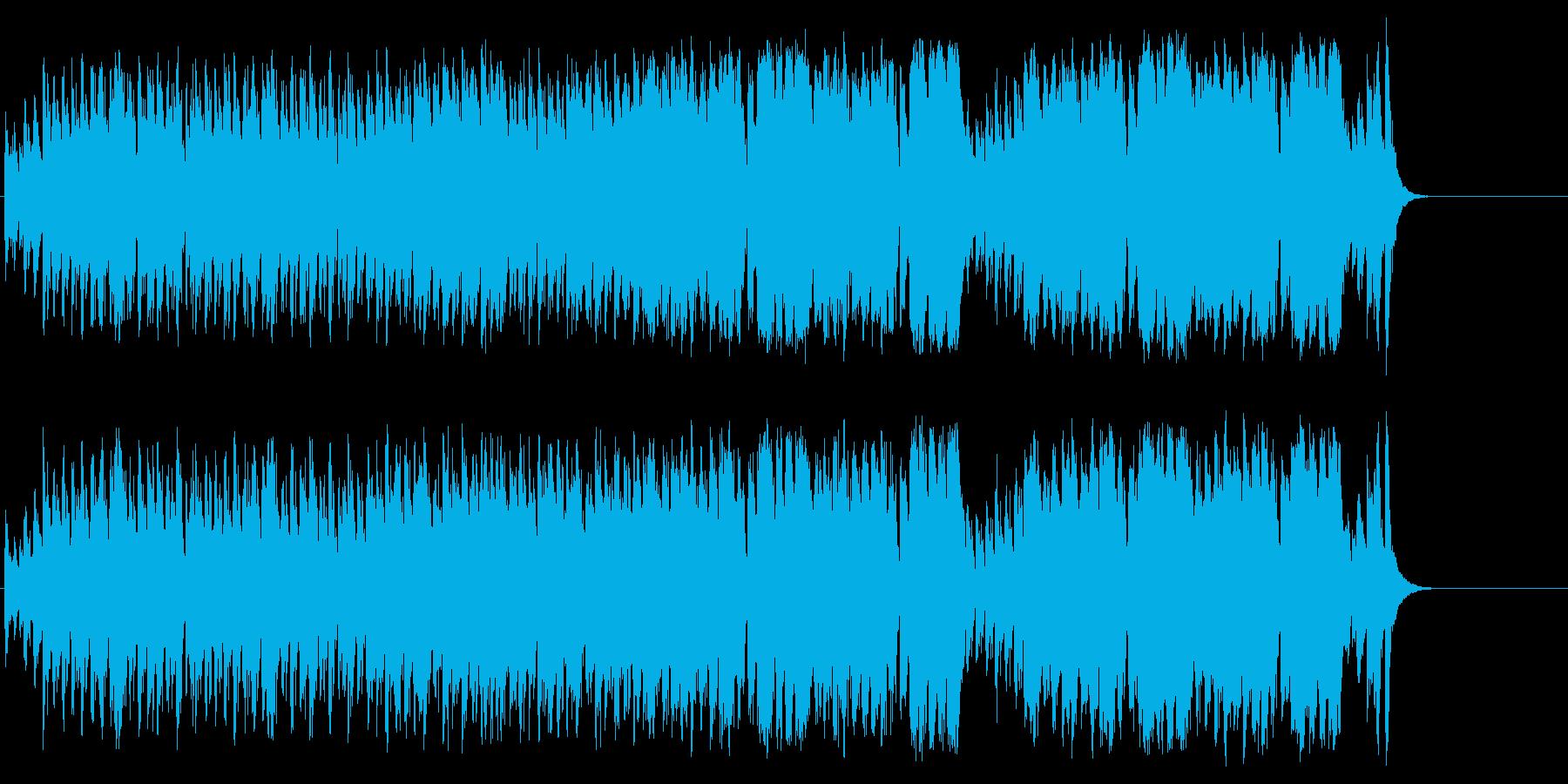 運動会 サーカス スピード はつらつの再生済みの波形