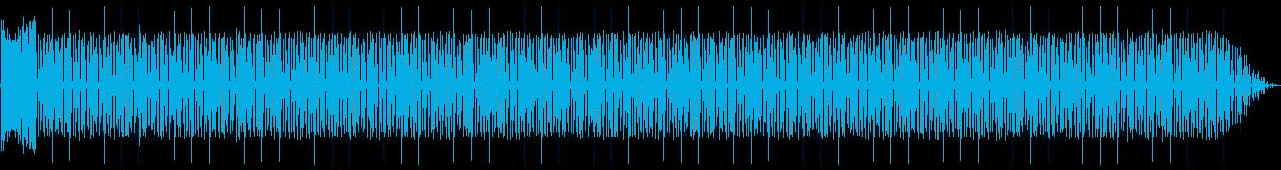 コールオープナーの再生済みの波形