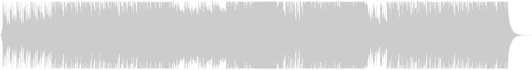 和風ヒップホップ・トラップ系/バトル戦闘の未再生の波形