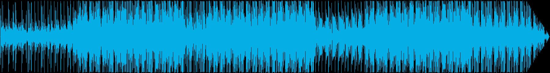 ムーディーなR&B / Hip H...の再生済みの波形