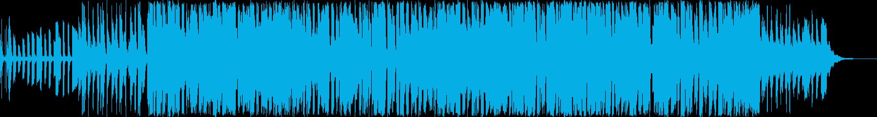ジャズ 感情的 お洒落 ハイテク ...の再生済みの波形