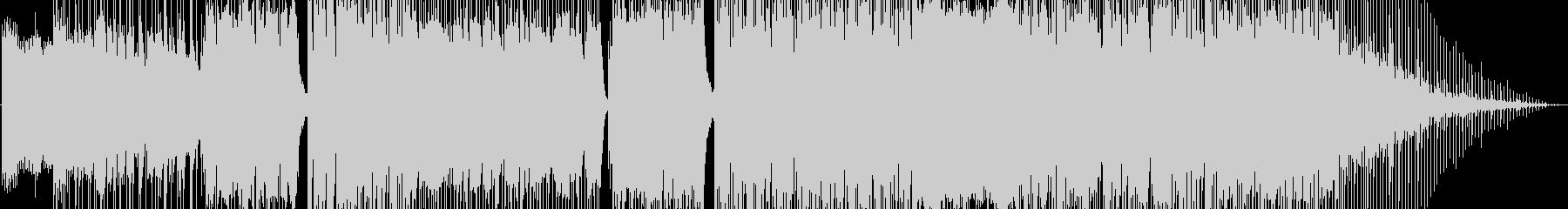Fadeの未再生の波形