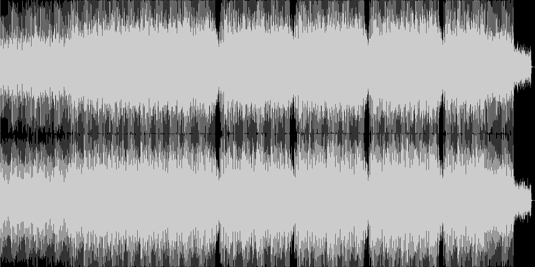 わくわく感のシンセ・鈴などポップの未再生の波形