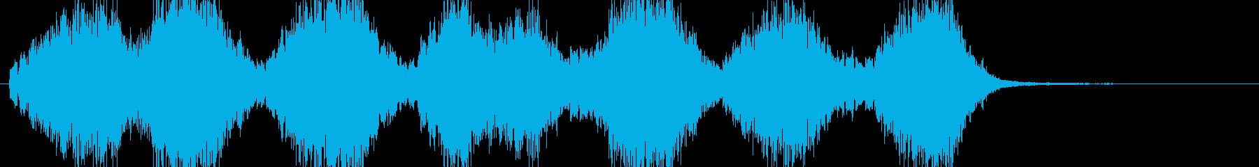 no.1 ダークマター、科学、宇宙 B9の再生済みの波形
