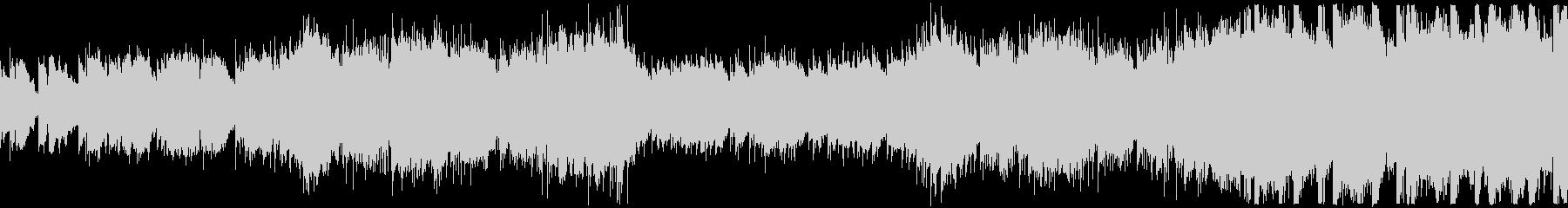 ループ・優しいフューチャーポップの未再生の波形