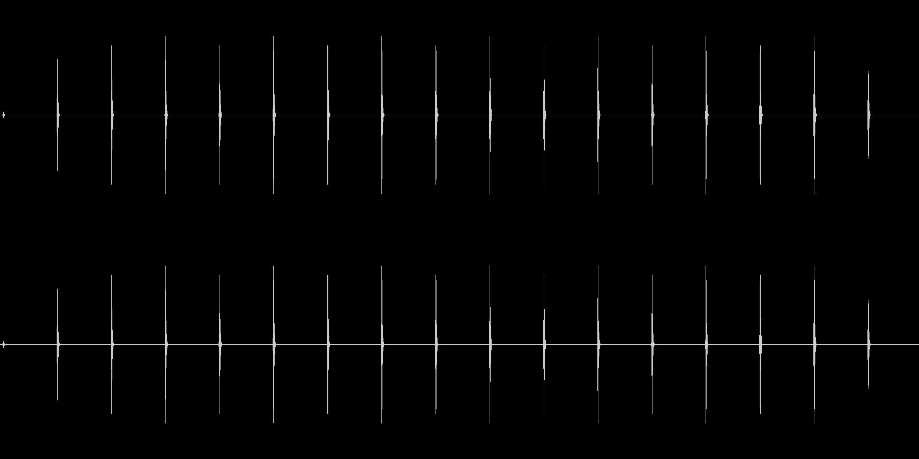 時計 ticktock_29-3_dryの未再生の波形