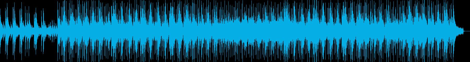 卒業をイメージしたピアノバラード曲の再生済みの波形