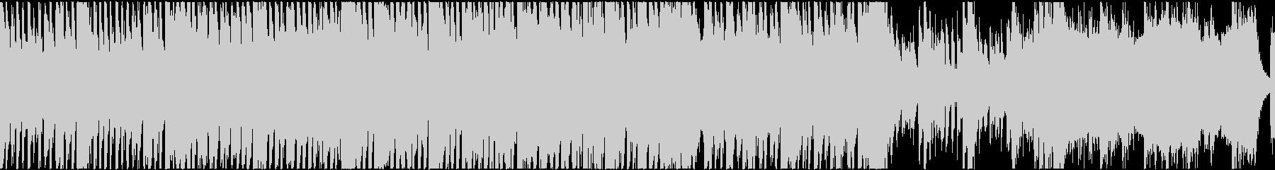 怪しい道化師のテーマ(ループ)の未再生の波形