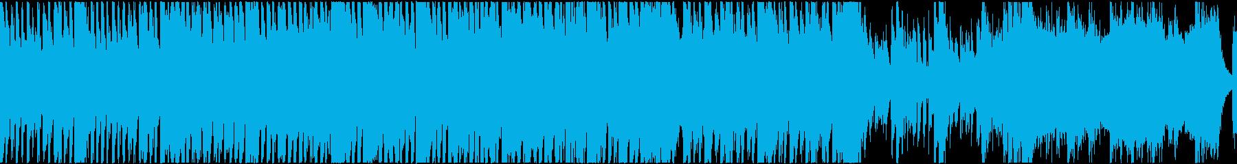 怪しい道化師のテーマ(ループ)の再生済みの波形