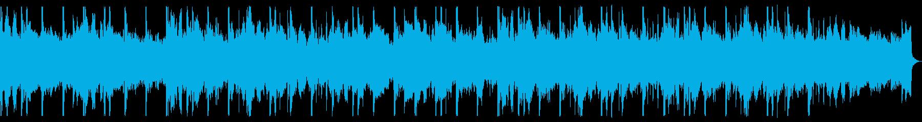 都会/夜空/R&B_No642_1の再生済みの波形