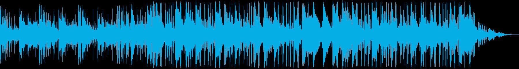 アコギ ディレイビート lo-fiの再生済みの波形
