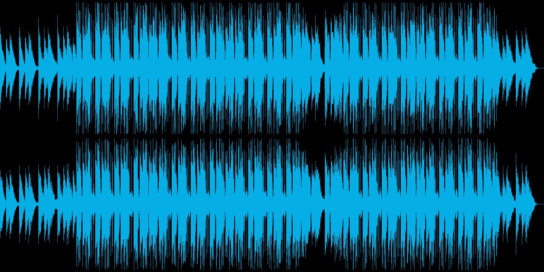 ローファイビート_チル_作業_勉強用の再生済みの波形