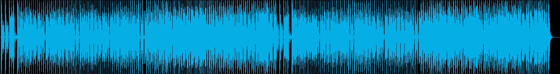 チープで可愛い 運動会の定番曲の再生済みの波形