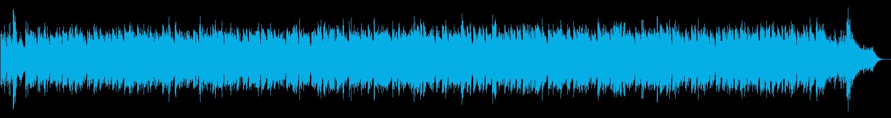 魅惑的なテーマのニューエイジインス...の再生済みの波形
