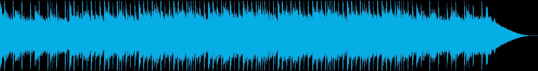 60秒,企業VP29コーポレート,軽快の再生済みの波形