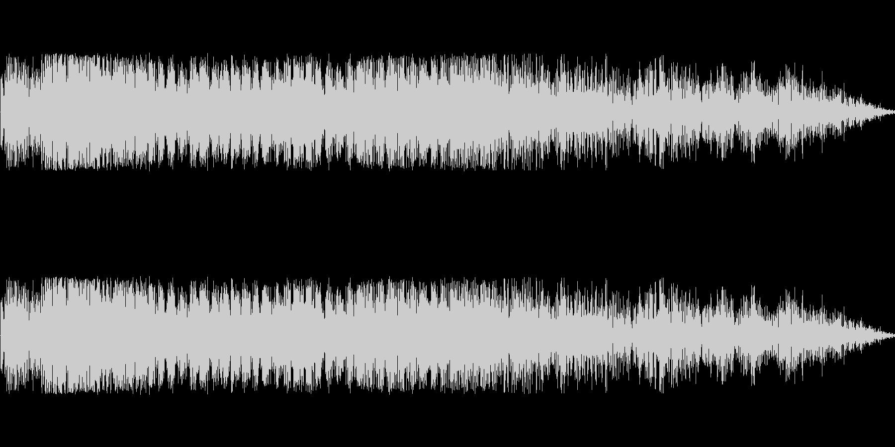 バトル(溜め・チャージ音)の未再生の波形
