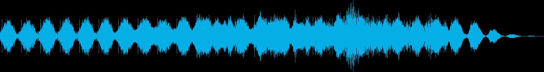 ambient の再生済みの波形