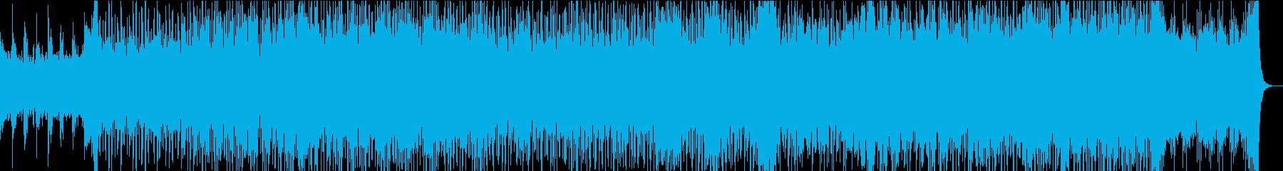 80's シンセウェーブ 近未来的の再生済みの波形