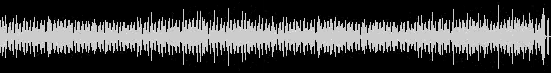 トーク&ゲーム ハッピーアクション155の未再生の波形