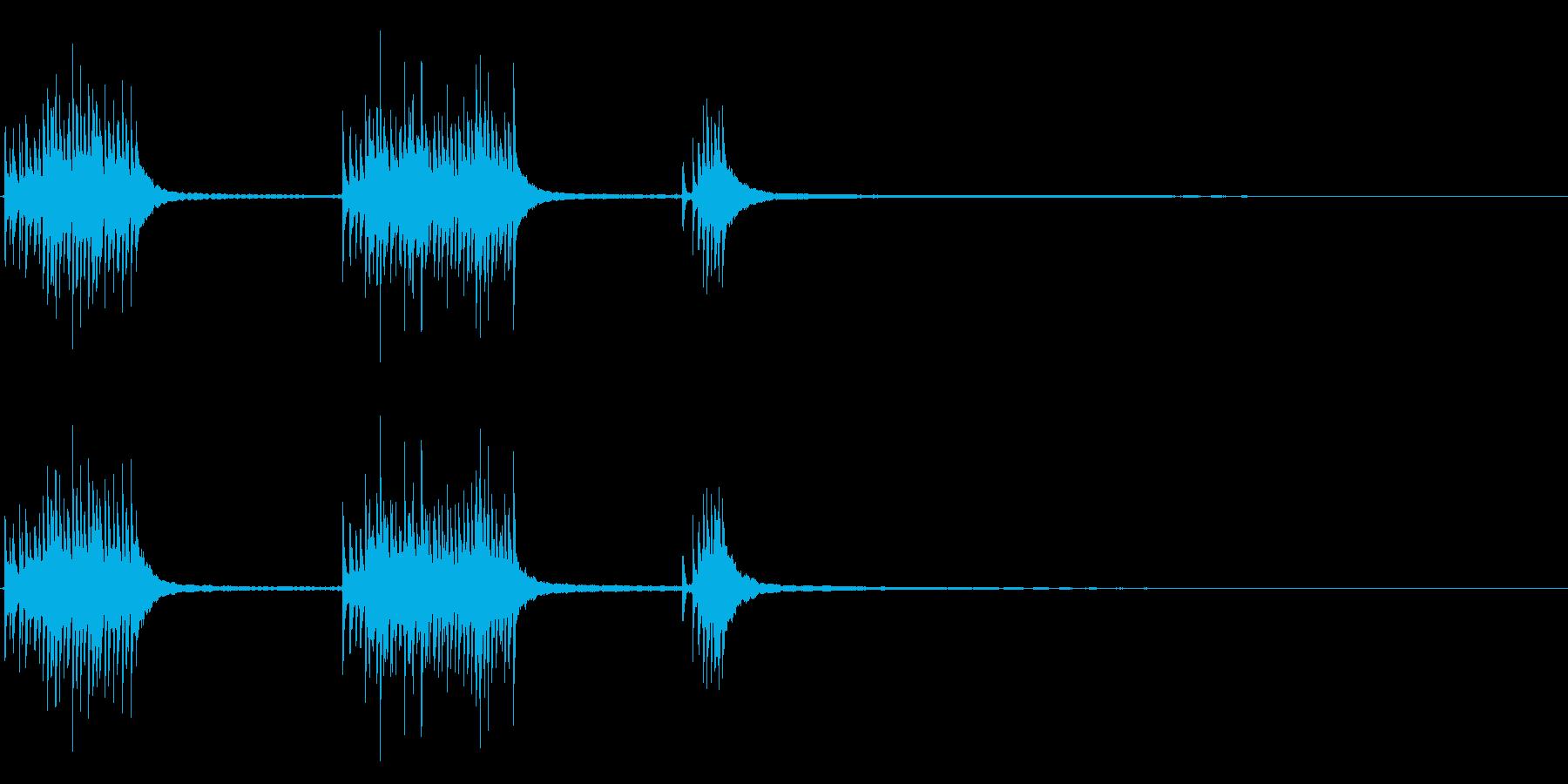 1912年の壁の電話:ベルリングと...の再生済みの波形