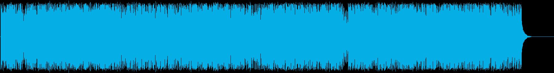 「G線上のアリア」をポップなアレンジで♪の再生済みの波形