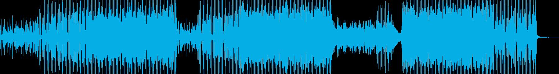 ポップロックアメリカインスト。 T...の再生済みの波形
