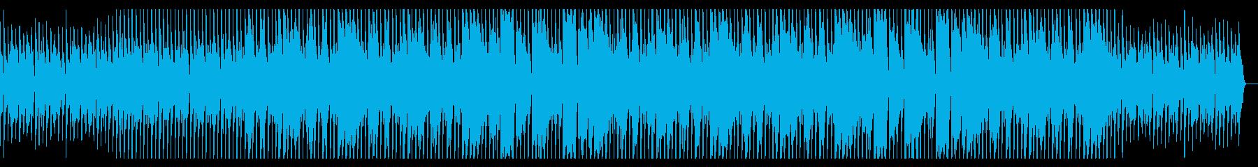 登校シーン等で使える日常系ピアノBGM。の再生済みの波形