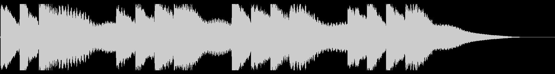 学校のチャイム-2_revの未再生の波形