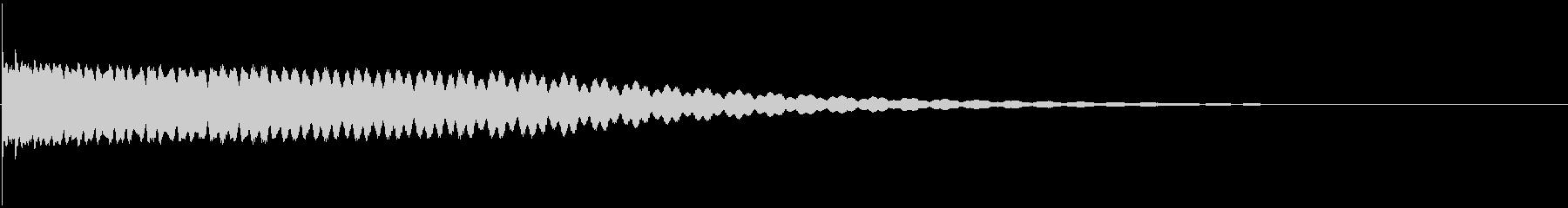 大徳寺りん 02の未再生の波形
