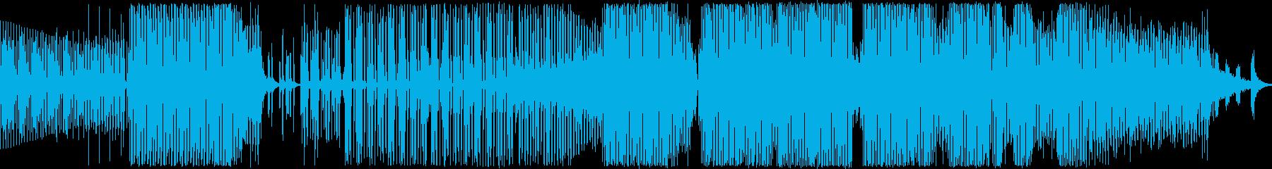 プログレッシブハウス。 Lento...の再生済みの波形