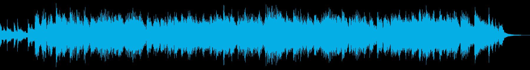 陽気なカントリーフィドルCM軽快疾走感fの再生済みの波形