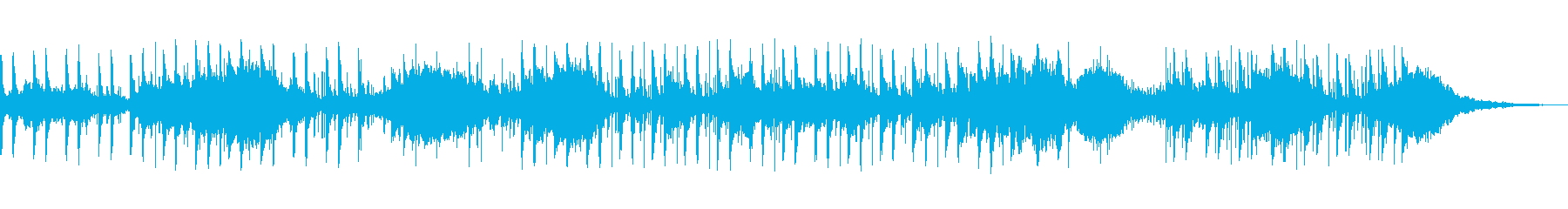 エレクトロニック 技術的な 静か ...の再生済みの波形