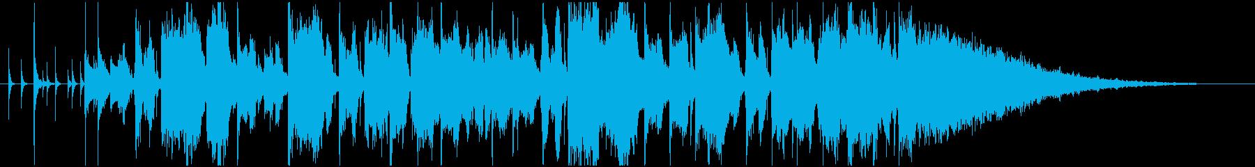 誕生日ソング【女Vo dub/レゲエ風】の再生済みの波形