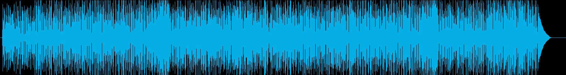 ワールド 民族 バサノバ トロピカ...の再生済みの波形