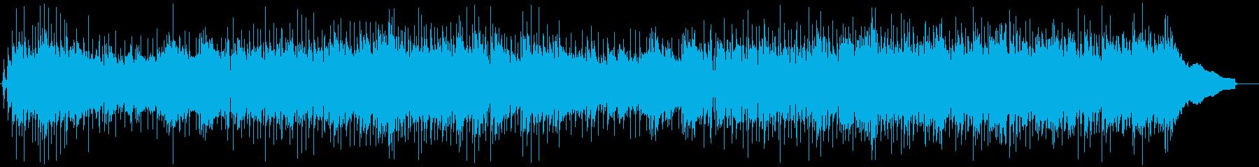 劇伴/VP2、爽やか、生アコギ・ポップAの再生済みの波形