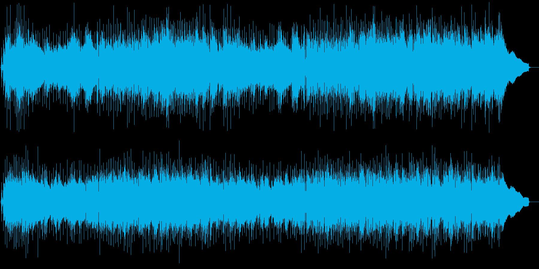 VP15A、爽やか、生アコギ・ポップの再生済みの波形