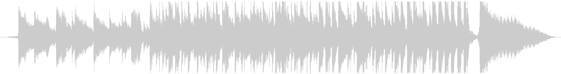 30秒CM用(JAZZ)の未再生の波形