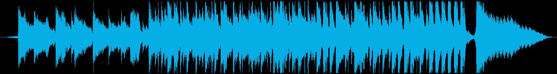 CM用2、ジャズ、明るく温かい、30秒の再生済みの波形