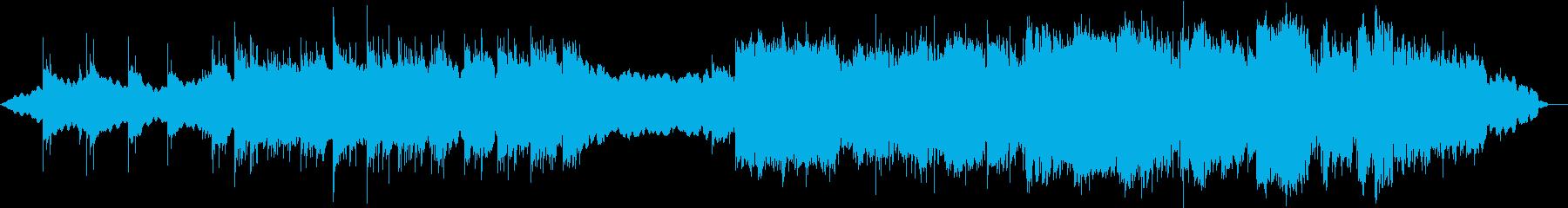 モダン 実験的 エキゾチック リラ...の再生済みの波形