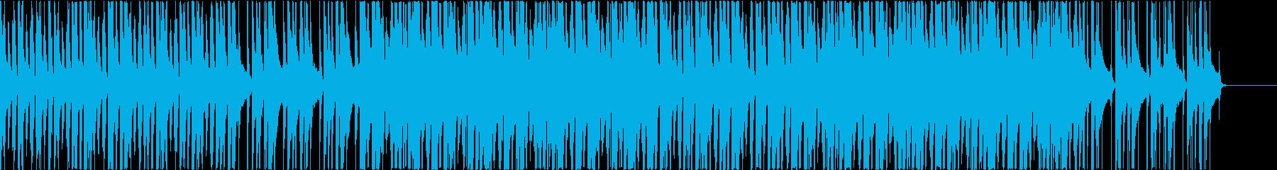 ウクレレ、ポップ、爽やか、CMに最適Aの再生済みの波形