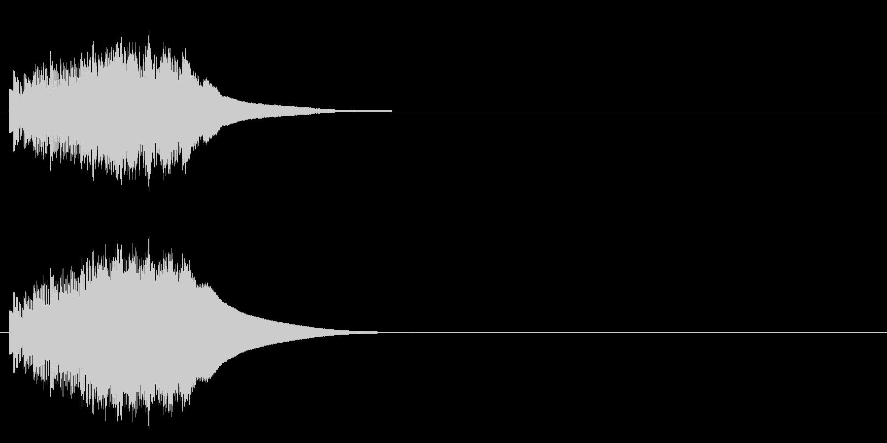 チュルリンの未再生の波形