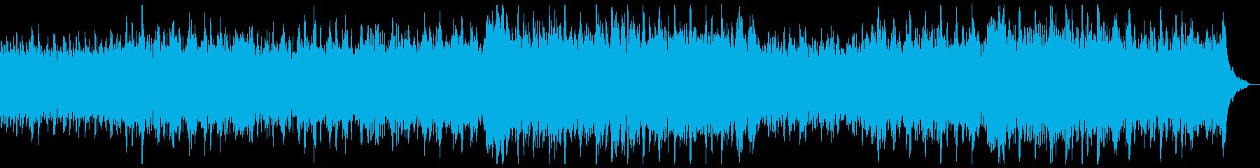 デジタル技術・知的ピアノの再生済みの波形