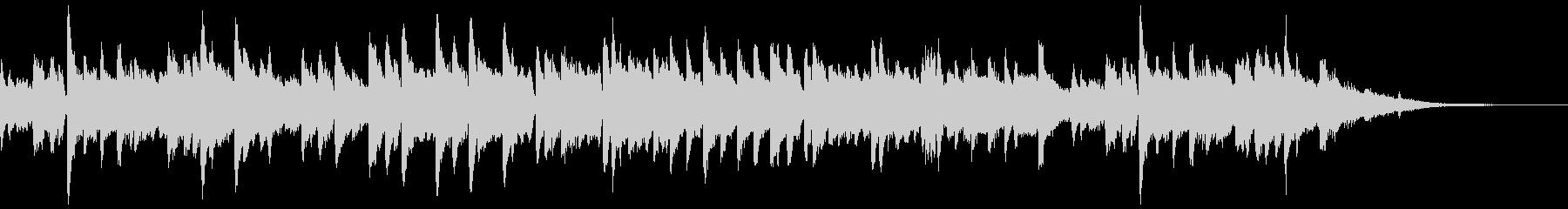 バラード ピアノソロ 感動的の未再生の波形