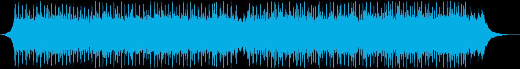 楽観的(中)の再生済みの波形